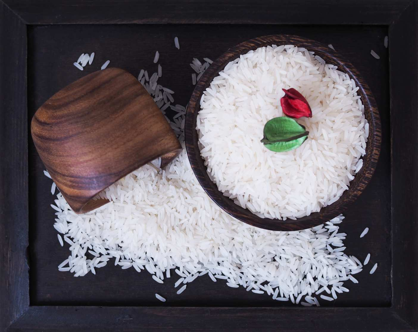 Gạo thơm lài sữa